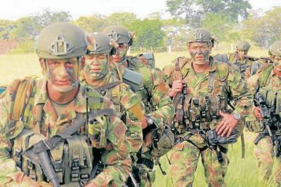 Cantón Militar será sede de una colorida carrera en Bucaramanga