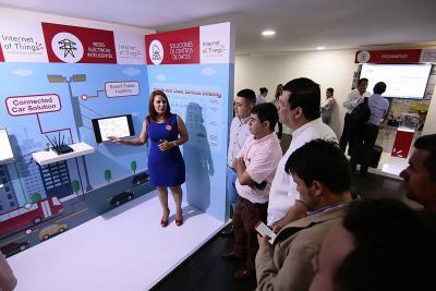 El Internet de las cosas llega a Bucaramanga
