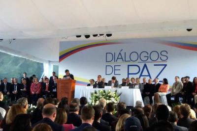 Delegaciones del Gobierno y Eln ya están en Cuba para continuar las negociaciones de paz