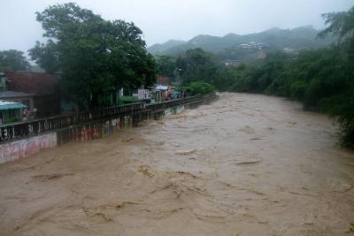 Ideam lanza alerta roja en Santander por posible crecida de ríos