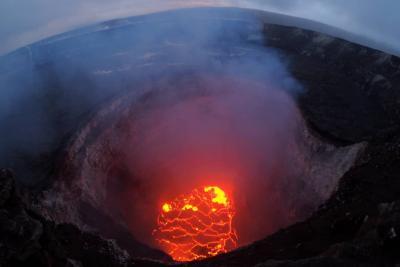 Al menos 1.700 personas han sido evacuadas por el volcán Kilauea