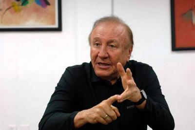 Alcalde de Bucaramanga volvió a cuestionar el gobierno de Richard Aguilar