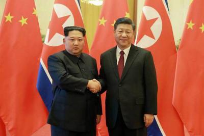 Corea y China planean encuentro con Donald Trump