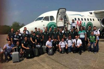 El Club Chapecoense llegó a primer acuerdo con víctima del accidente aéreo