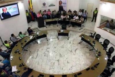 Tema venezolanos, a debate en el Concejo de Bucaramanga