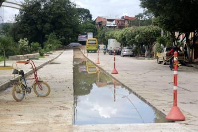 El sector de Carrizal requiere obras en la malla vial y parques