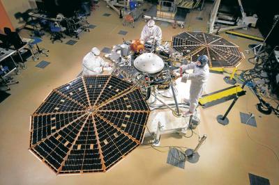 La NASA está un paso más  cerca de las entrañas de Marte