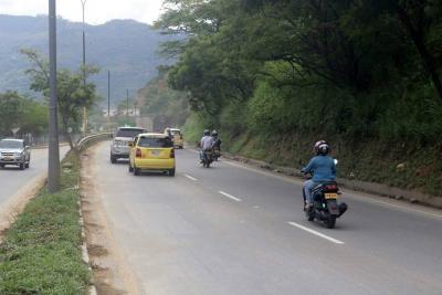 Paso restringido por cuatro días en la vía entre Bucaramanga y Girón