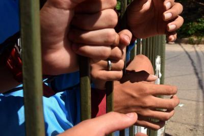 Policía intervino tras revuelta en el Cromi