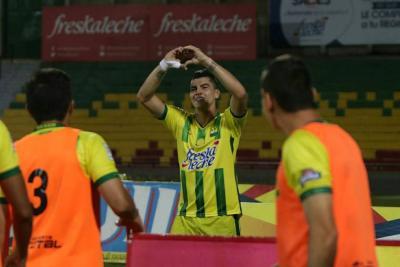 Bucaramanga venció al Huila y sigue vivo en la Copa Águila