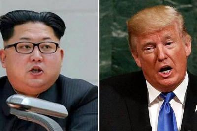 Descartan zona desmilitarizada para reunión de Trump con Kim