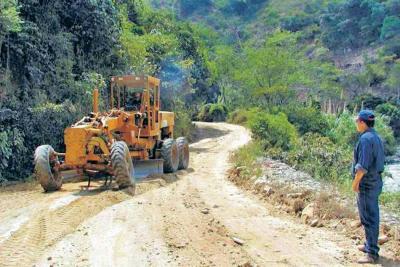 La obra Suratá-California se retomaría en el 2019