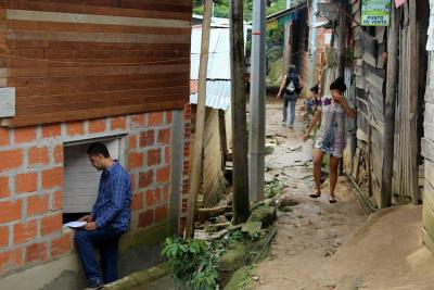 Más de 20 construcciones de viviendas ilegales se adelantan en El Páramo