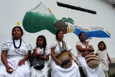 Comunidades indígenas en Colombia pide protección ante la CIDH