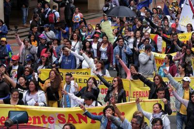 Ministerio de Educación afirma que el paro de los maestros no tiene justificación
