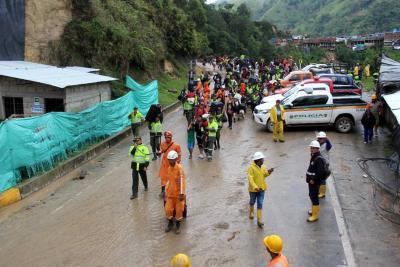 Vía entre Bucaramanga y Cúcuta será habilitada parcialmente este viernes