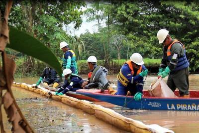 Ecopetrol rechaza bloqueo de pescadores en La Fortuna