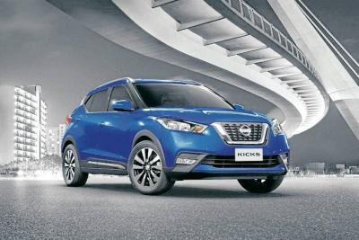 Nissan Kicks, un modelo con actitud