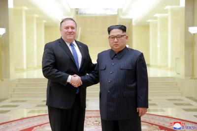 "Kim dice que reunión con Trump servirá para ""construir buen futuro"""