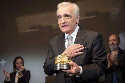 Martin Scorsese fue homenajeado en Cannes