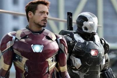 """Policía investiga el robo de la  armadura original de """"Iron Man"""""""