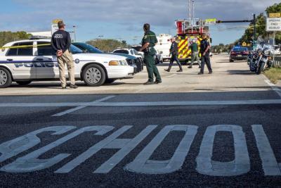 Tiroteo en escuela de EE. UU. deja un herido y un detenido
