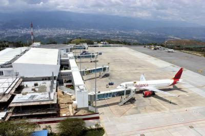 Anuncian cierres durante el fin de semana en el Aeropuerto Palonegro de Bucaramanga