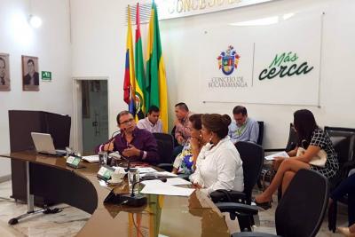 Avalan construcción de nuevo centro de salud en Bucaramanga