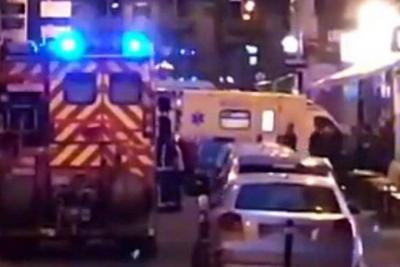 Al menos un muerto por ataque con cuchillo en el centro de París