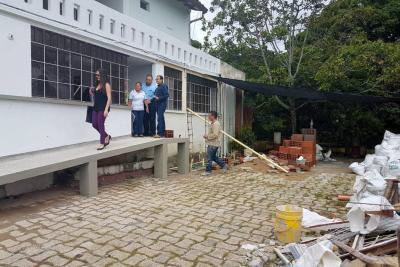 Avanza en un 95% obra de Centro de Salud en Morrorrico