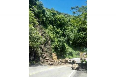 Desprenderán rocas sueltas en las vías