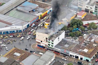 Este año se han atendido 770 emergencias en Bucaramanga