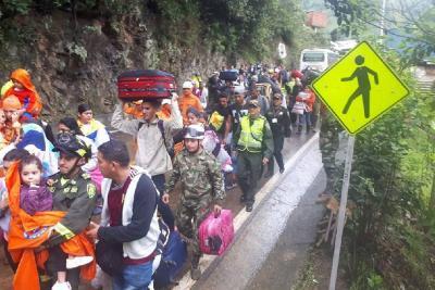 Personero hace llamado a la Alcaldía de Bucaramanga, tras amenazas que trae el invierno