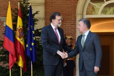 España ratificó su apoyo al posconflicto en Colombia