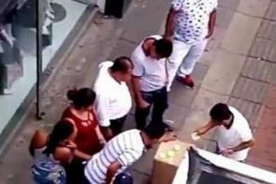 Tenga cuidado, estafas volvieron a las calles del Centro de Bucaramanga