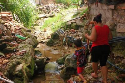 Ordenan a la Alcaldía de Floridablanca a realizar un censo en asentamiento Los Puentes