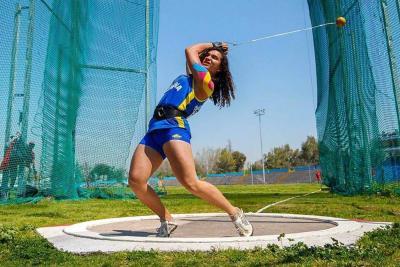 Santandereana Carolina Ulloa realizó la tercer mejor marca del año en el mundo