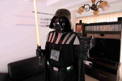 El universo Star Wars piedecuestano