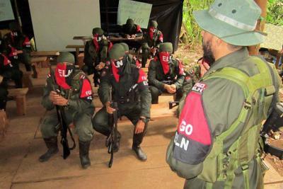 Eln anunció cese el fuego durante elecciones presidenciales