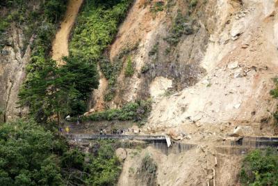 Abren por dos horas la vía entre Bucaramanga y Cúcuta