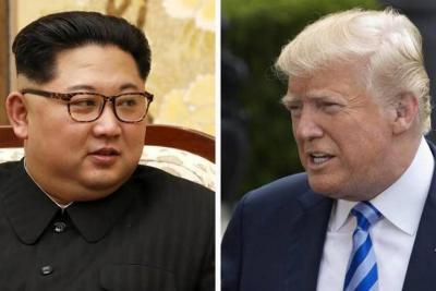 Maniobras militares ponen en duda reunión entre Trump y Kim Jong-un