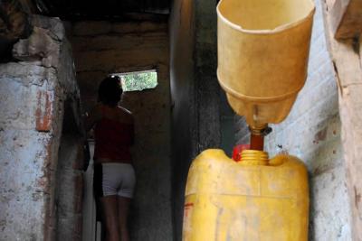 En Bucaramanga son atendidos dos menores quemados tras explosión de pimpina de gasolina