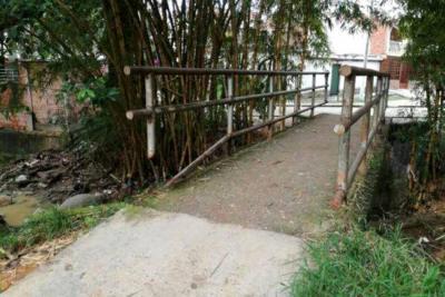 Comunidad de Villa Lina requiere un nuevo puente y polideportivo