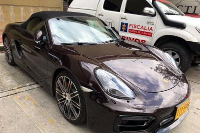Juez avaló incautación del Porsche y otros bienes del exgobernador Hugo Aguilar