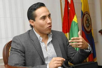 Procuraduría sancionó al senador Richard Aguilar