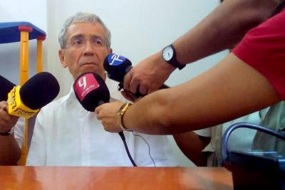 """Contribuiremos a esclarecer la masacre en Barrancabermeja del 98"": Francisco de Roux"