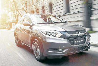 Honda HR-V, una SUV de otro nivel