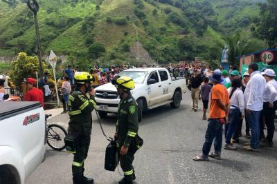 Cerca de cinco mil personas del Bajo Cauca fueron evacuadas tras emergencia de Hidroituango