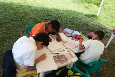 Alumnos de escuela rural de Floridablanca se quedaron sin su escuela