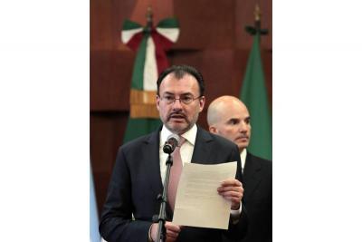 """""""Inaceptable"""" que EEUU califique de """"animales"""" a migrantes, dice México"""